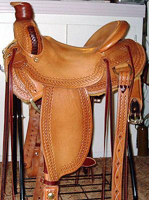 Sharp's Saddlery Custom Mule Saddles, Modified Association ...